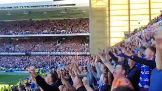 RANGERS 2 0 CELTIC   THE BEST ATMOSPHERE IN THE WORLD!   12519