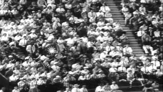 Maria Bueno Wins The Womens Title Against Englands Christine Truman In The Nati...HD Stock Footage