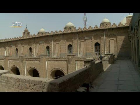 L'église Om al Ahzane de Bagdad