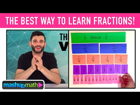 Download THE COOLEST HANDS-ON FRACTION ACTIVITY EVER! HD Video