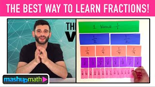 THE BEST HANDS-ON FRACTIONS ACTIVITY EVER!