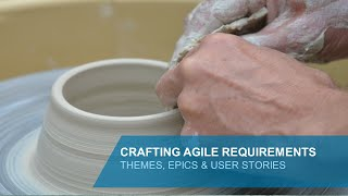 Agile Business analyst training: Crafting Agile Requirements