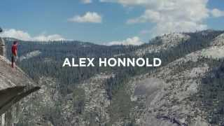 Squarespace 7 Presents: Alex Honnold