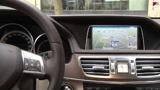 Mercedes Comand Online im Test