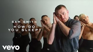 Lirik Lagu Sam Smith - How Do You Sleep?, Lengkap dengan Terjemahan Bahasa Indonesia