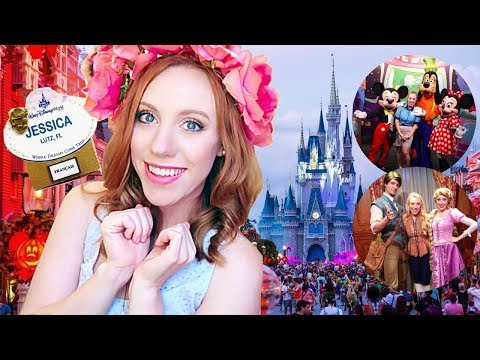 My Experience Working at Disney World!