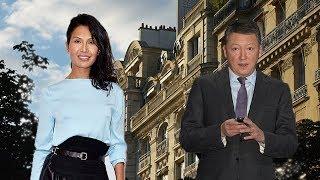 Квартира в Париже куплена для Гоги Тимуром Кулибаевым / БАСЕ