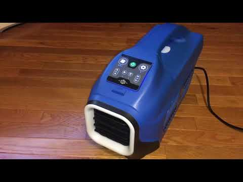 Zero Breeze Portable Air Conditioner Full Review