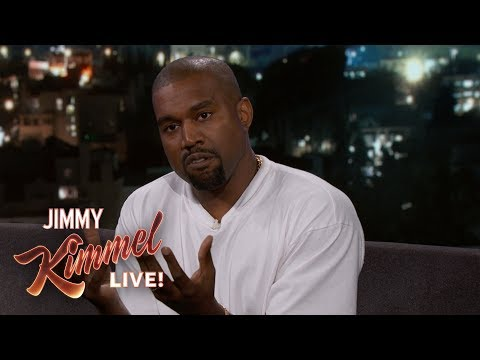Jimmy Kimmel's Full Interview with Kanye West