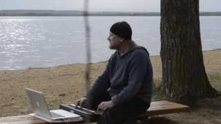 nature synth jam on lake Rubskoye - Suite for digital church organ