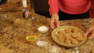 Low-Fat Stevia Ginger Cookie Recipe : Diabetic Recipes