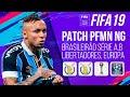 PATCH PFMN v4 - TUTORIAL DE INSTALAÇÃO! FIFA 19
