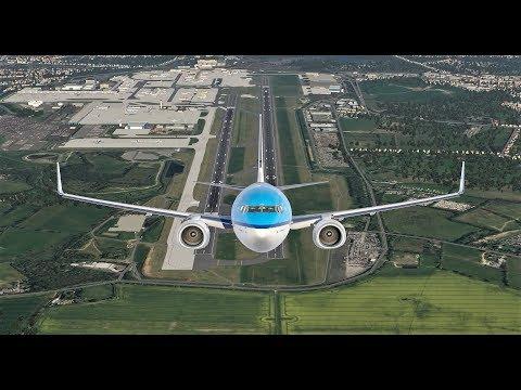 Download X-Plane 11 - VMAX Boeing 767 to Dallas in Full HD Mp4 3GP