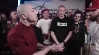 Oxxxymiron VS ST (VERSUS #5)   Под Бит (mixed By Wooden Production)