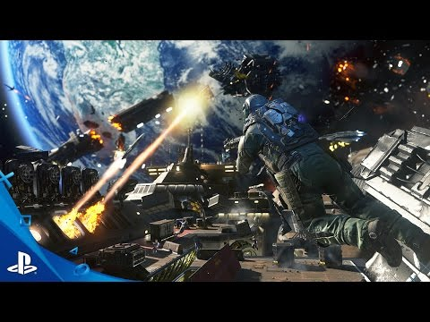 "Call of Duty: Infinite Warfare - ""Ship Assault"" Gameplay Trailer 
