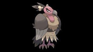 Mandibuzz  - (Pokémon) - pokemon moon how to evolve vullaby into mandibuzz
