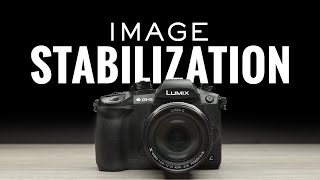 DO YOU NEED IMAGE STABILIZATION | Can You Tell The Difference?
