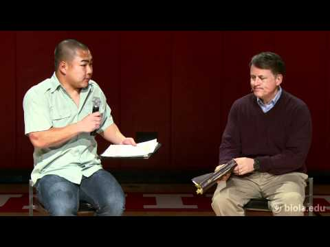 Randy Alcorn: Managing God's Money - Biola University Chapel