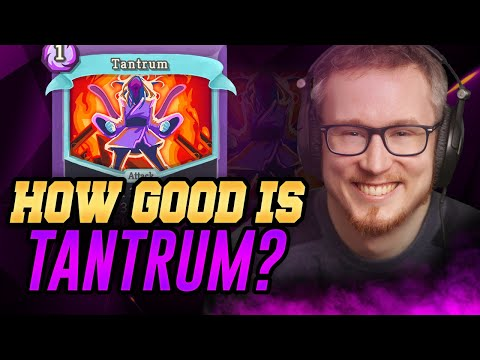 HOW GOOD IS TANTRUM? | SpireChats #69 | Slay the Spire
