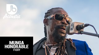 Munga Honorable - Fiery - Jussbuss Acoustic (Season 4)