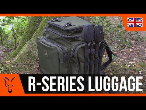 Fox R-Series Hookbaits Bag