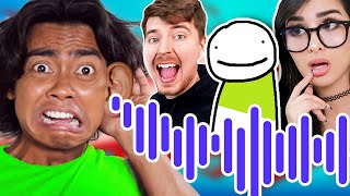 IMPOSSIBLE Guess That YouTuber Challenge