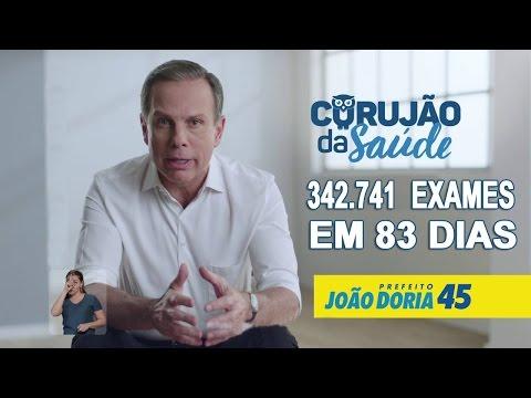 Corujão da Saúde - Gestão João Doria zera fila de 485 mil exames médicos em menos de 90 dias