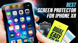 iPhone XR Screen Protectors Review! Which One is THE BEST?