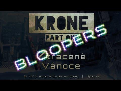 Krone: Part One - Ztracené Vánoce | Bloopers |