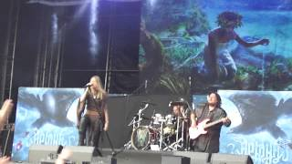 Arkona - Goi Rode Goi - live @ Masters of Rock 2015