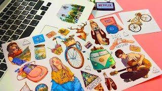 ШКОЛЬНАЯ КАНЦЕЛЯР�Я и товары для творчества и вдохновения 🖇 Школьные Принадлежности Back To School