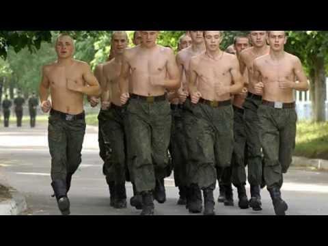 """""""Эй, ребята"""" - песня о солдатской бане"""