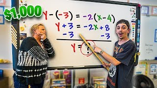 """THIS WAS MY FAVORITE VIDEO I went to my old middle school and asked 5 teachers some trivia questions.. If they got them right, they win $1,000. Sounds easy... • My NEW GFuel FLAVOR ► http://bit.ly/ChugRug • SUBSCRIBE IF YOU'RE NEW ► http://bit.ly/SubToRug   Follow me on my Social Media to stay connected! Twitter ► https://twitter.com/FaZeRug Instagram ► https://www.instagram.com/fazerug/ Snapchat ► """"thefazerug"""" (Add me to see how I live my daily life) :D  If you read this far down the description I love you"""