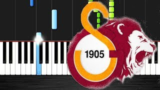 Galatasaray Marşı - Piano by VN