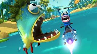 VR360 Куми Куми | Смешные мультики | Cartoons for Kids Video 360