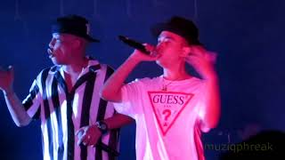 [HD FANCAM] Sampai Jadi - Joe Flizzow & Alif Sleeq (Shine Fest 180804)