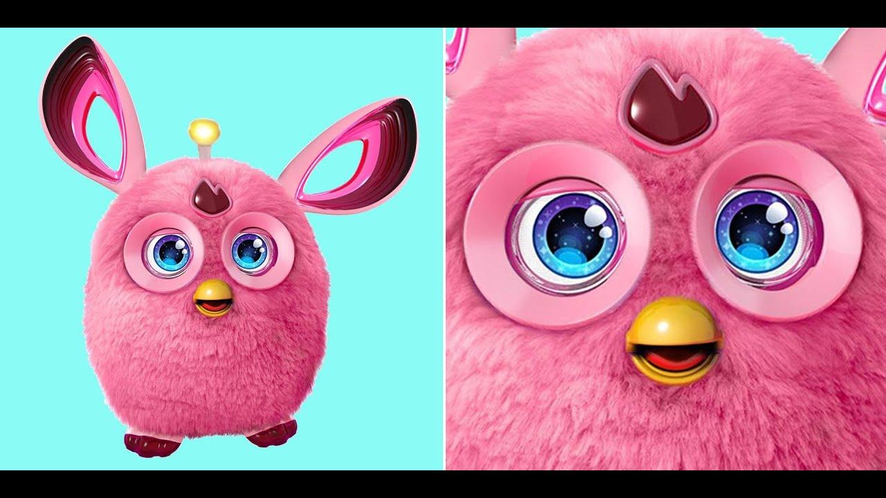 Интерактивная игрушка Ферби «Furby Connect»