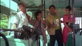 Managara Kaval - Vijayakanth saves hijacked people