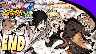 Naruto Shippuden Ultimate Ninja Storm 4: Episode 14 (ENDING) The Brother's Bond! NARUTO VS SASUKE