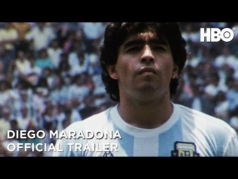 Diego Maradona Movie Picture