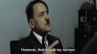 Pros and Cons with Adolf Hitler: Conan O'Brien