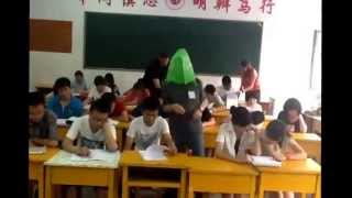 preview picture of video 'Harlem Shake -Baotou Chinese Students'