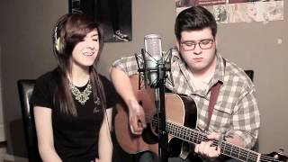 "Noah Cover (Feat. Christina Grimmie) of ""Somebody That I Used To Know"" by Gotye (Feat. Kimbra)"