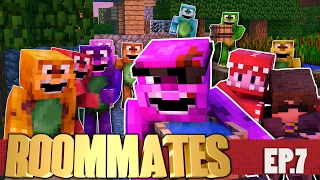 """SkyDoesMinecraft ROOMMATES! """"Going Country"""" S3 #7 (Minecraft Roleplay Show)"""