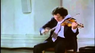 SHREDS - Itzhak Perlman (Partita in E Major, 3.)