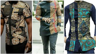 Latest African Prints & Ankara Styles For Men  2020 | African Outfit Ideas For Men 2020