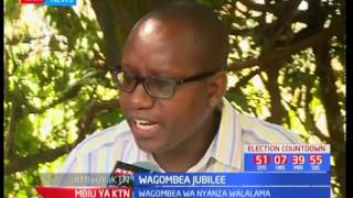 Wagombea wa Jubilee