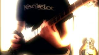Evergrey - As I Lie Here Bleeding Cover