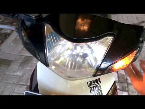 Video Flasher Touring 7 Mode di Honda Supra Fit 2006