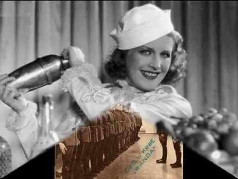 "Ball at Savoy ""Tangolita"" - Tola Mankiewiczówna, 1934"